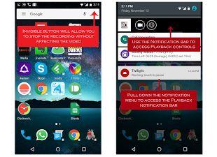 Free Screen Recorder Download Playback Screen Recorder is the best free screen recording app for Android. http://www.playbackscreenrecorder.com/