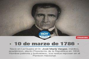 Hoy, 10 de marzo, en Venezuela y en el mundo