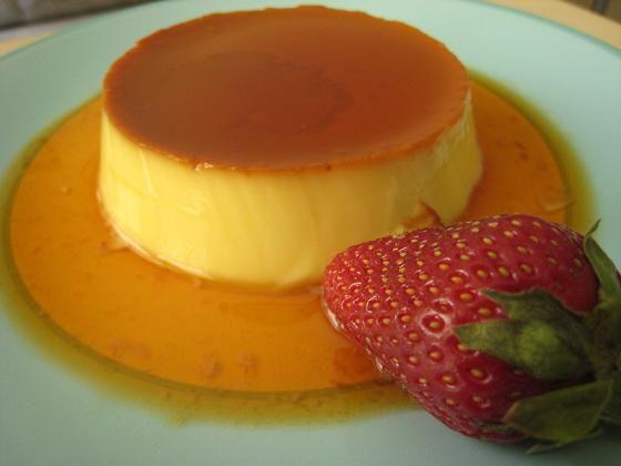 My favorite dessert ever!  I mean it FAVORITE!!  CREME CARAMEL AKA FLAN.