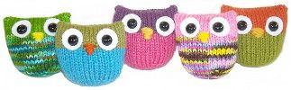Free Amigurumi Patterns: owls