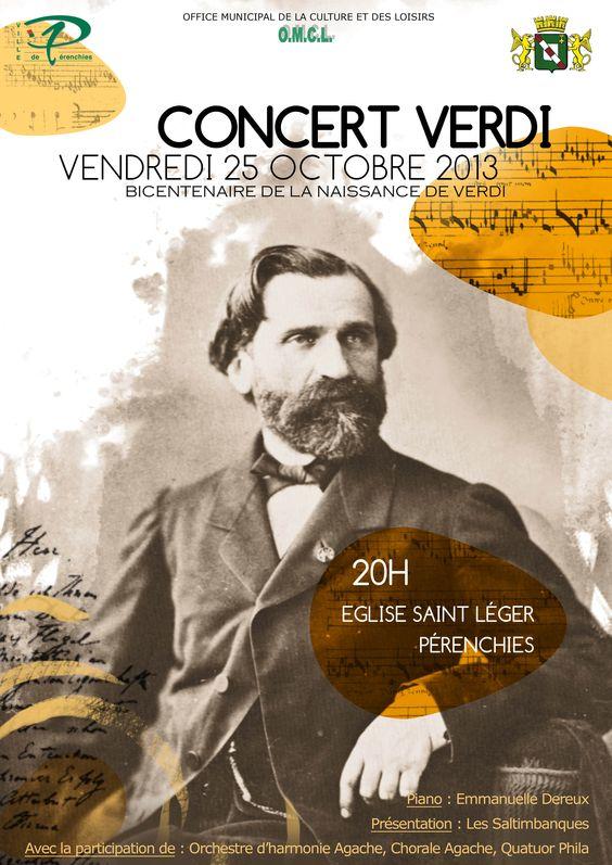Concert Verdi