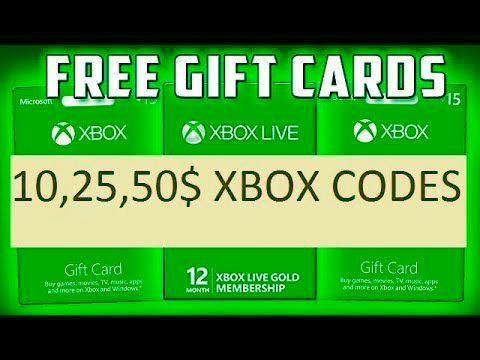 5 Places To Get Deals On Free Xbox Gift Card Codes 2020
