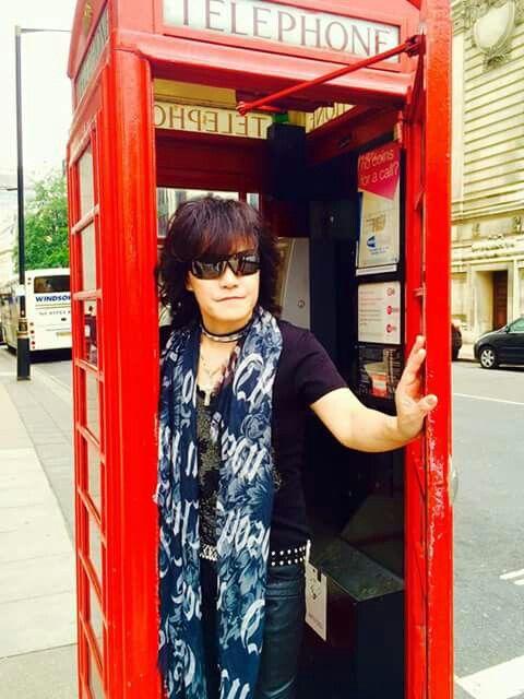 電話ボックスtoshi