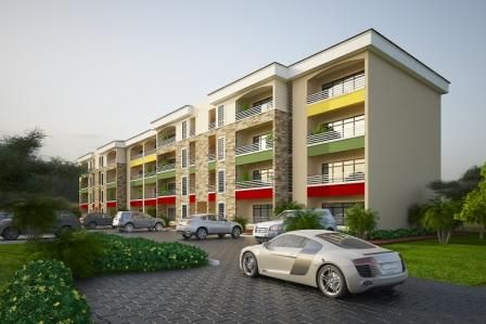 Side View (Pearl Capital, Abuja, Nigeria)