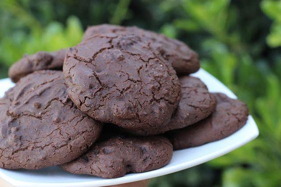 Galletas de Chocolate (Veganas y Deliciosas) / guapa natural