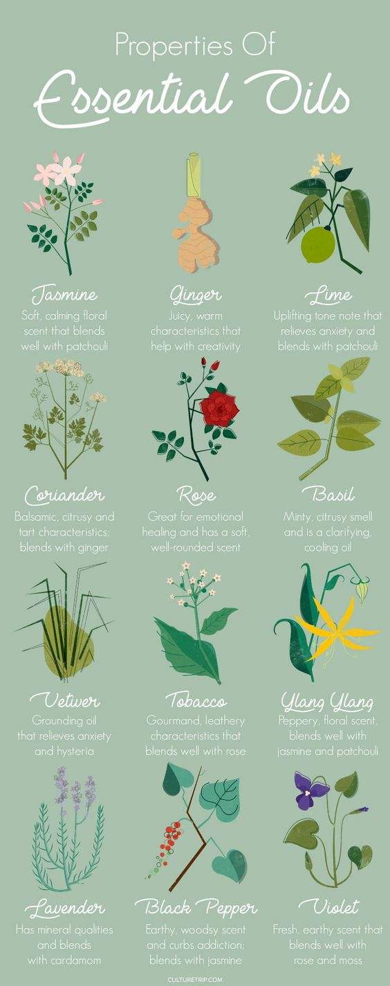 Essential Oil Benefits You Need To Know