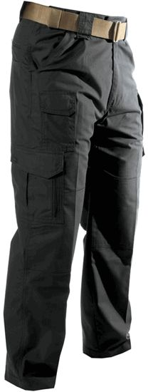 Cover: Blackhawk Lightweight Tactical Pants, Black. The Lightweight Tactical Pants combine all the features you look for in a multifunctional tactical pant but are made with a lightweight, water-resistant 6.5 oz. polyester/cotton ripstop blend for warmer climates. Features: Traditional fit Constructed of durable 6.5 oz. 65% polyester/35% cotton ripstop fabric DWR (Durable Water Repellent) treatment resists stains and dries quickly Double layering in seat and knees for added wear and…