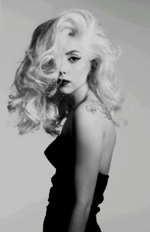 Lady Gaga As Marilyn Monroe Photo By Nick Knight In 2020 Lady