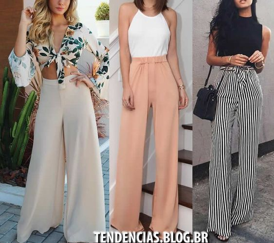 Tendencias da moda 2018