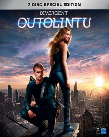Outolintu (2-disc Blu-ray) 7,95€