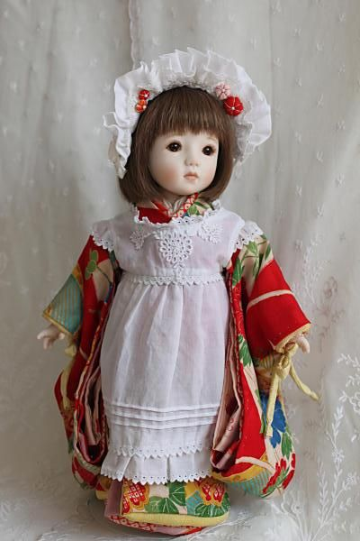 ドールアート展2012inうつくしま : Sakuraのアトリエ  ~花織(かおり)~