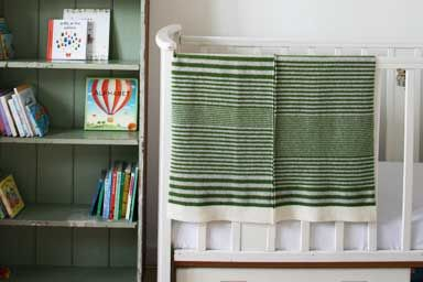 papa stour blanket via design sponge