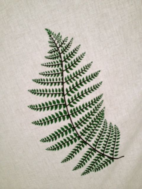 Fern Lining available for our LPM Bohemia 40ft Traditional Tent