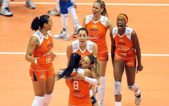 Osasco vence o Rio por 3 a 0 e leva o título pela quinta vez!