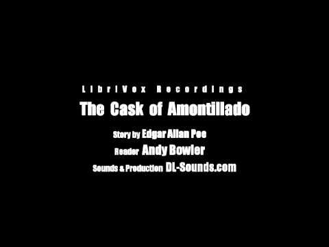 "cask of amontillado effect Jeanne kinnier instructional technology ""the cask of amontillado"": homework questions please answer all questions on a separate piece of paper."