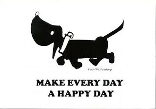 Make everyday a happy day. Gotta love Takkie :):