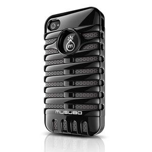 Retro iPhone 4/4S Case Black now featured on Fab.