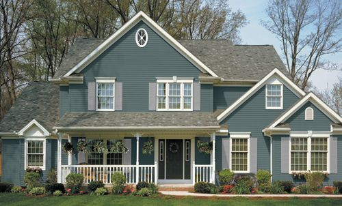 Siding Colors Vinyl Siding And Vinyl Siding Colors On