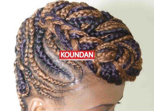 Marcoussis Idees De Coiffures Cheveux Tresses Modele Coiffure