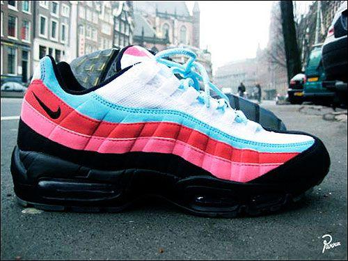 nike air max 95 all colours