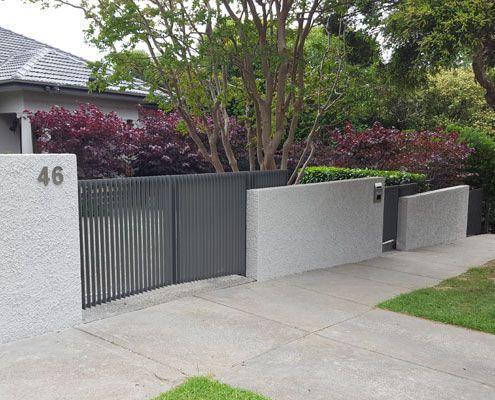6 Unbelievable Cool Ideas Split Rail Fence Backyard Short Fence Diy Mesh Front Fence Backyard Fence Window Boxes Decorati Fence Design Sloped Yard Brick Fence