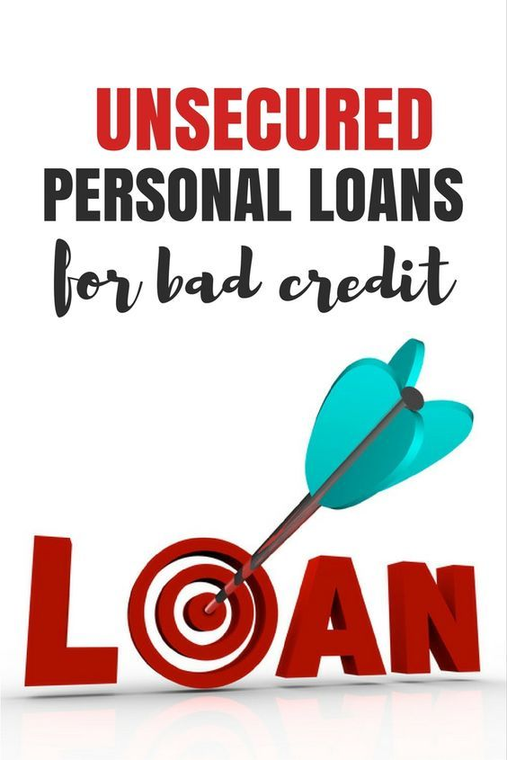 Unsecured Bad Credit Loans >> Unsecured Personal Loans For Good And Bad Credit Available