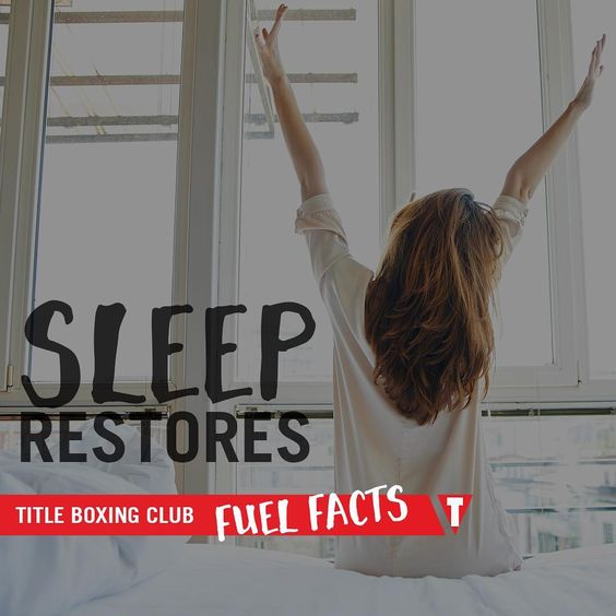 Not getting enough sleep might be making you more than just grumpy. It can affect your metabolism, hormone production and even cause depression. #fuelfacts