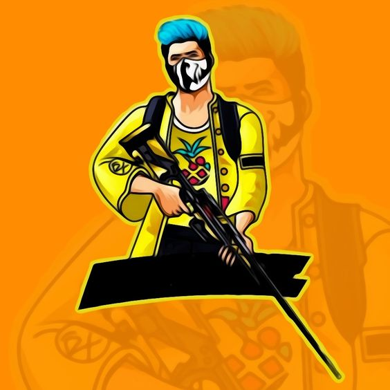 Mentahan Logo Free Fire Keren (PNG, PSD, dan EPS) 10