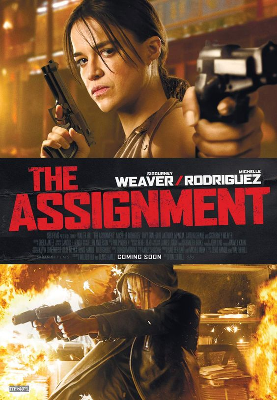 The Assignment (WEB-DL) 2017