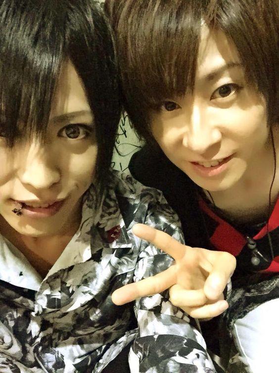 An cafe - Kanon & Teruki <3