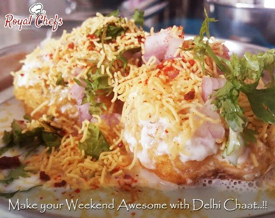 Its Weekend... Its Fun Time... Its Time For Some Chatpata Khana... Download @RoyalChefs app now... link https://goo.gl7zgs0I