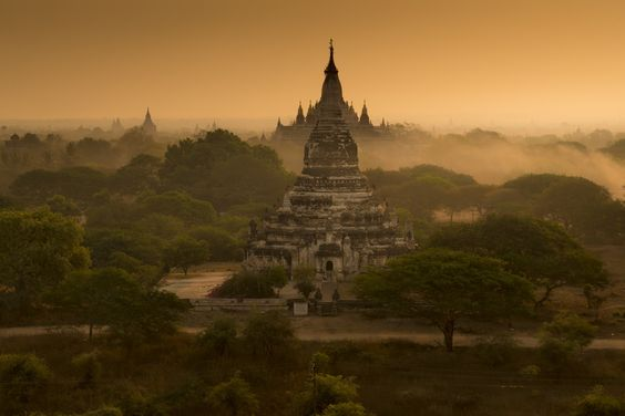 Mellow mood Bagan by Impossi[A]ble   on 500px