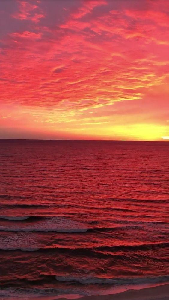 11 Gambar Langit Senja Foto Pemandangan Hd Di 2020 Pemandangan Langit Fotografi Alam