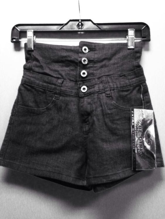 Shorts and High waisted shorts on Pinterest