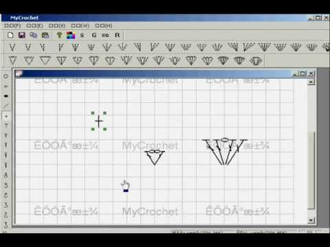 My Crochet - Faça seus gráficos - 01/03