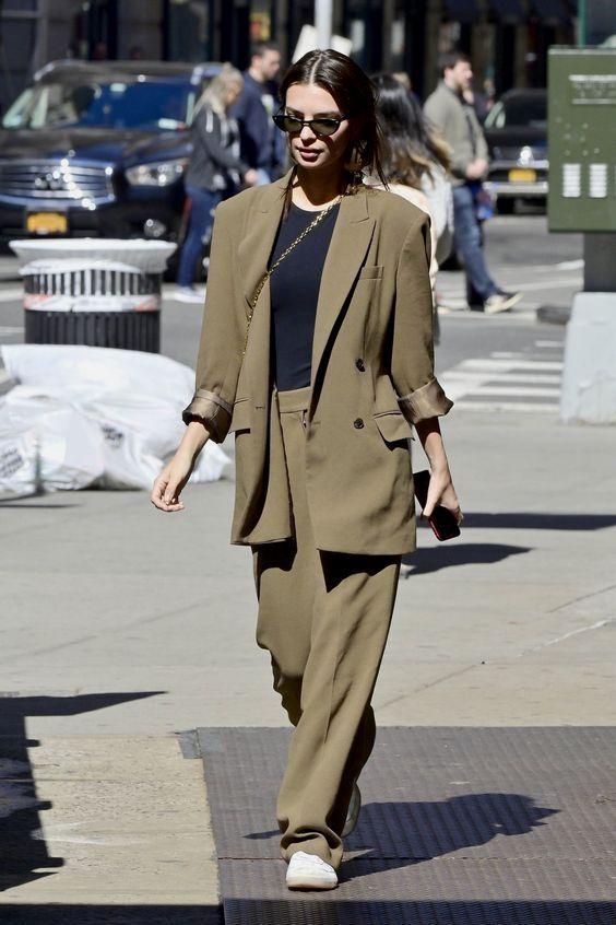 17 Stylish Suits For Women glamsugar.com