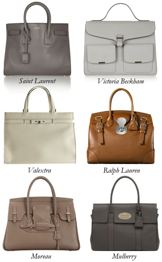 hermes birkin fake vs real - Birkin-Inspired Bags | Be Inspired, Victoria Beckham and Ralph Lauren