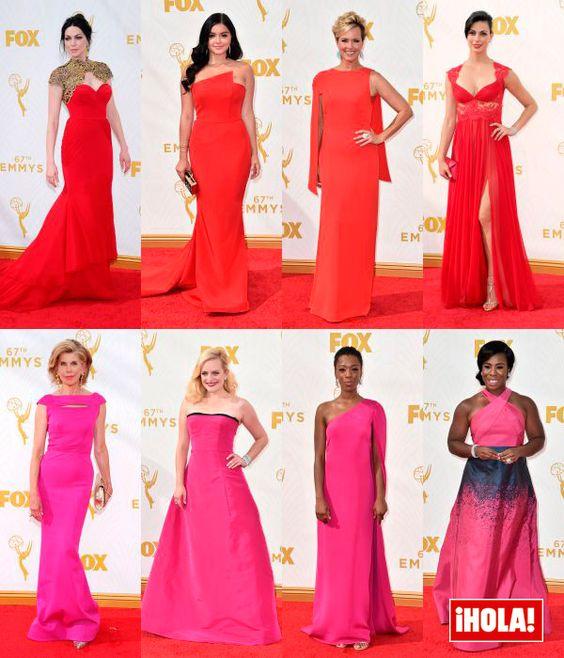 Las tendencias 'ganadoras' de los Emmy