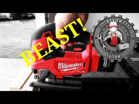 The All New Milwaukee M18 Fule Jigsaw Won T Be Released Until November 2018 It We Got Our Hands On One Check Out Our Milwaukee Milwaukee M18 Milwaukee Tools