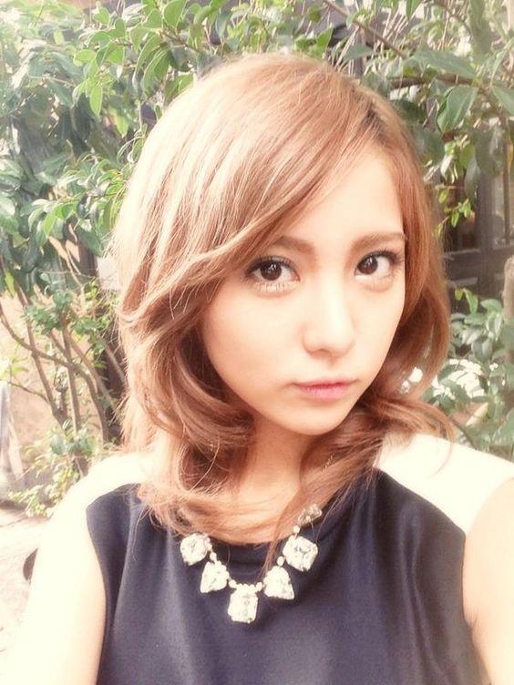 茶髪のかわいい石川恋