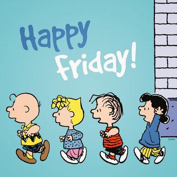Friday: