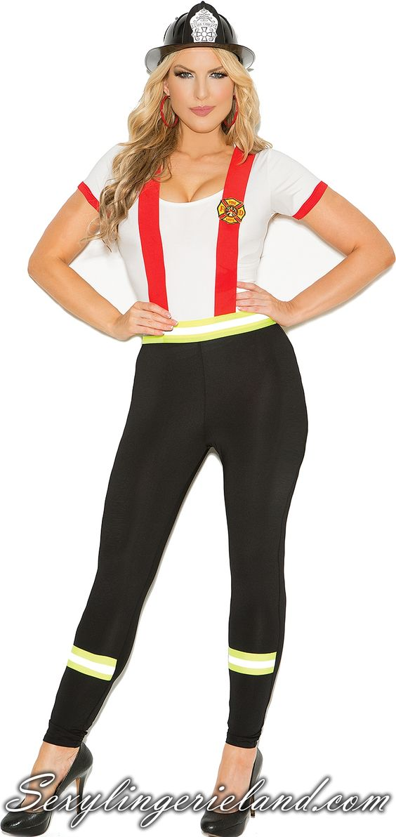 EM-9133 Light my Fire Hero costume Halloween, Halloween costumes - slutty halloween costume ideas