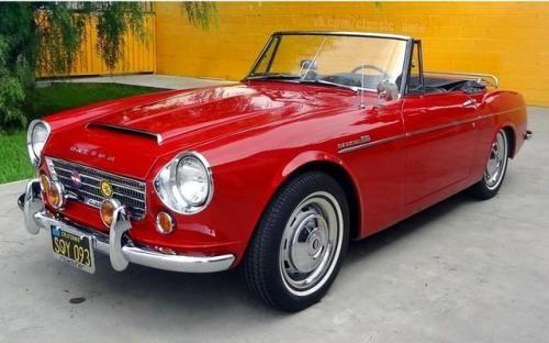 Datsun Roadster 1600 1967 Luxury Cars Instagram Scarletsworlds Datsun Roadster Datsun Roadsters