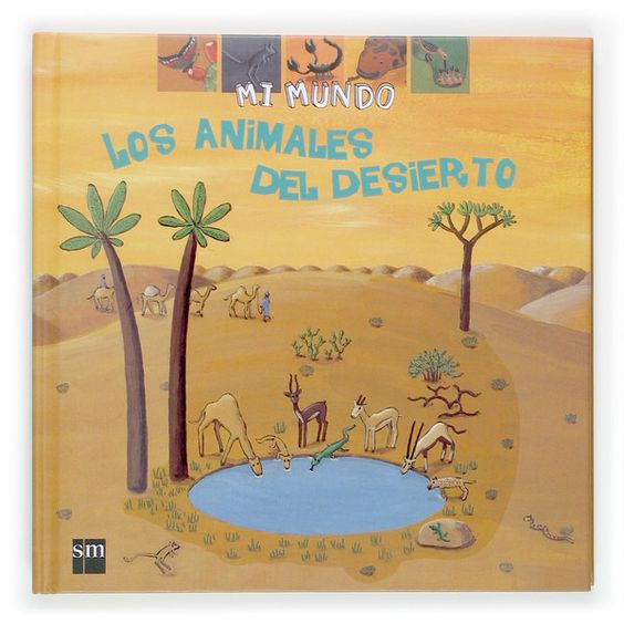 Los animales del desierto