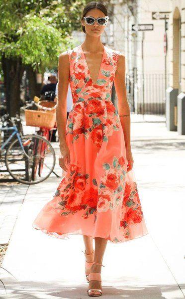 Именно эти 7 платьев вам стоит купить этим летом | Прощай, шпилька! | Яндекс Дзен