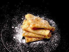 Dit overheerlijke recept voor pannenkoeken is zo eenvoudig en bovendien is het volledig gluten – ei  – melkvrij !!  Waar wacht je nog op ;-)