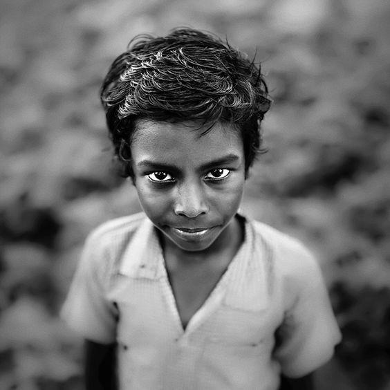 Innocence, image by Mahesh Balasubramanian