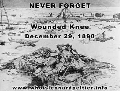 a history of the battle on the wounded knee creek A creek of southwest south dakota some 300 lakota were massacred here by us troops on december 29, 1890 in 1973 a standoff between indian activists and us law.