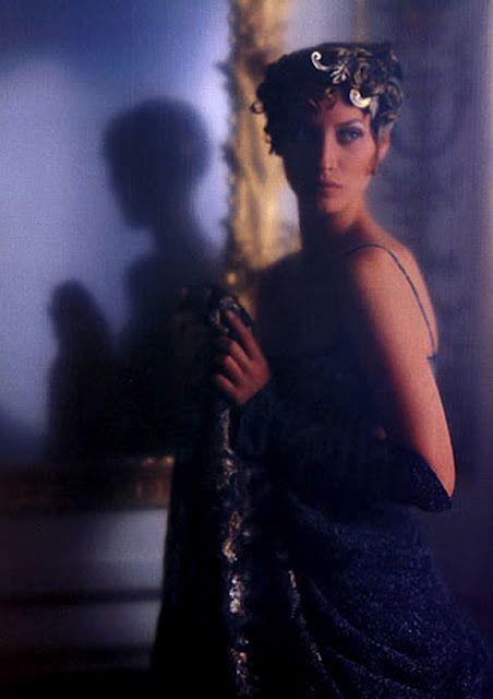 Christy Turlington for Chanel 1993
