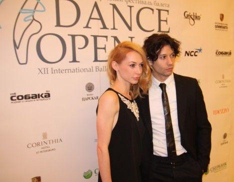 12. ročník festivalu Dance open v Petrohradu - Iana Salenko a Herman Cornejo